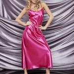 Dámská košilka Iga dark pink