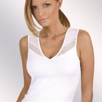 Dámská košilka Isaura white