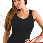 Dámská košilka Lea black