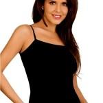 Dámská košilka Nata plus black