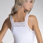 Dámská košilka Oliwia white