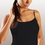 Dámská košilka Rita plus black