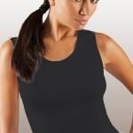 Dámská košilka Sara plus black