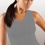Dámská košilka Sara plus melange
