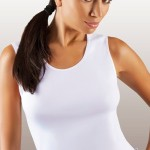 Dámská košilka Sara plus white