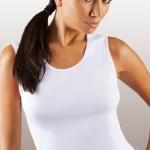 Dámská košilka Sara white