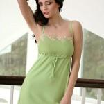 Dámská košilka Soraya green