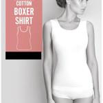 Dámská košilka – Tank Top Sleeve Cotton – GATTA BODYWEAR