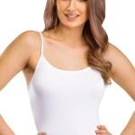 Dámská košilka Tisa white