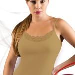 Dámská košilka Tosia plus beige