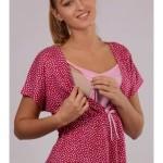 Dámská mateřská košile 4603 – Vienetta