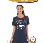 Dámská mateřská noční košile K 31176 Sabrina