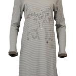 Dámská noční košile  3867- Vamp