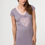 Dámská noční košile  659 KG – CoCoon