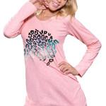 Dámská noční košile Anežka růžová