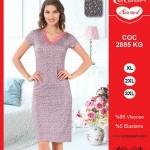 Dámská noční košile COC 2885 KG Cocoon