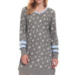 Dámská noční košile Dn-nightwear TD.9344