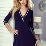 Dámská noční košile Eldar First Lady Lea Plus 2XL-3XL