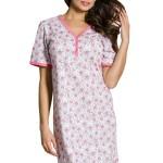 Dámská noční košile Katrin růžová