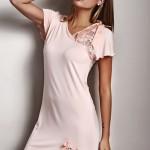 Dámská noční košile LMS-2013 Zara – Luisa Moretti