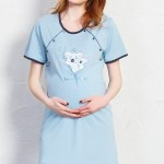 Dámská noční košile mateřská Koaly