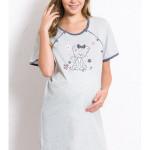 Dámská noční košile mateřská Kotě