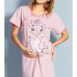 Dámská noční košile mateřská Velký méďa