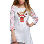 Dámská noční košile Merry Christmas