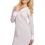 Dámská noční košile Rebeka světle růžová