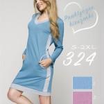 Dámská noční košile Regina 324 dl/r S-XL