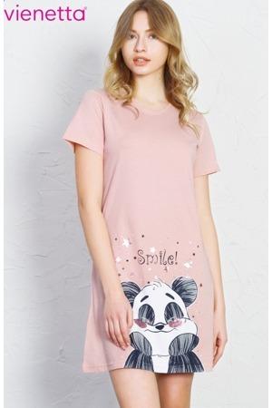 damska-nocni-kosile-s-kratkym-rukavem-panda-smile.jpg