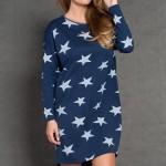 Dámská noční košile Star – Italian Fashion