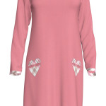 Dámská noční košile Viola 00-10-2651 – Vamp