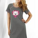 Dámská noční košilka Berta lvíček