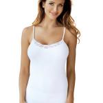 Dámská spodní košilka Inga bílá
