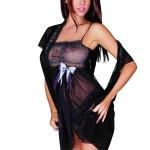 Erotická košilka 893 Adell black