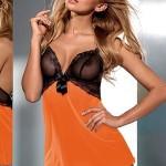 Erotická košilka Axami V-5439 Love me