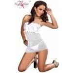 Erotická košilka Bella White – BeautyNight
