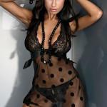 Erotická košilka Liwia