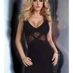 Erotické šaty Pascale – LivCO Corsetti