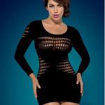Košilka D606 dress – Obsessive