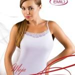 Košilka Emili Maja XXL bílá