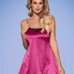 Košilka Satinia babydoll pink – Obsessive