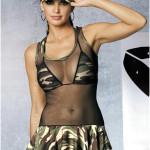 Košilka Soldier dress – Obsessive