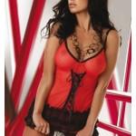 Luxusní košilka Hyacinthe-LivCO CORSETTI