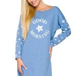 Noční košile 2111 Nadia blue
