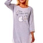 Noční košile 36161 Mimi 09x grey