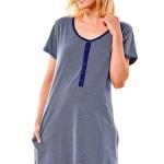 Noční košile 36598 Mari 59x blue