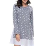 Noční košile Dn-nightwear TM.9076