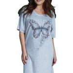 Noční košile Lol perleťový motýl